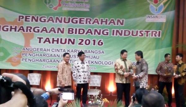 Jawa Timur Terima Tiga Penghargaan