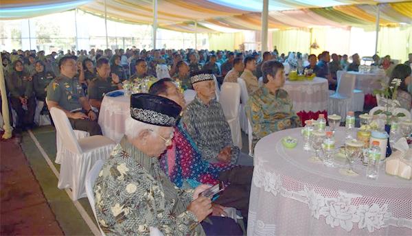 Ajendam V/Brawijaya Selenggarakan HUT ke 66 Ajen TNI AD