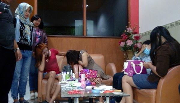 Reskrim Polres Jember Obrak Prostitusi Terselubung