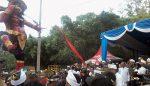 Walikota Surabaya dan Pangdam Lepas Pawai Ogoh-Ogoh