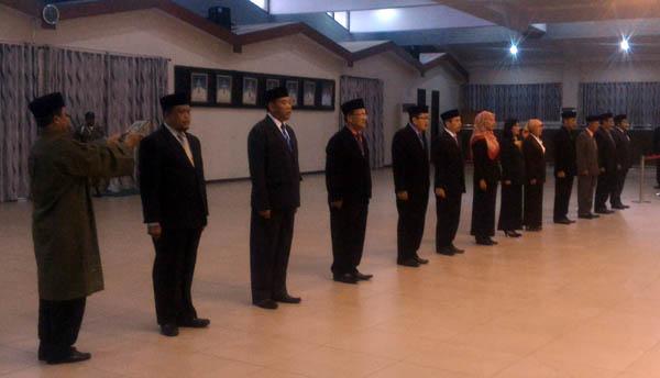 Bupati Jember Ancam Penjarakan Pejabat Korupsi