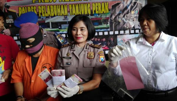 Tiga Kali Transaksi, Pengedar Upal Dibekuk Polisi KP3