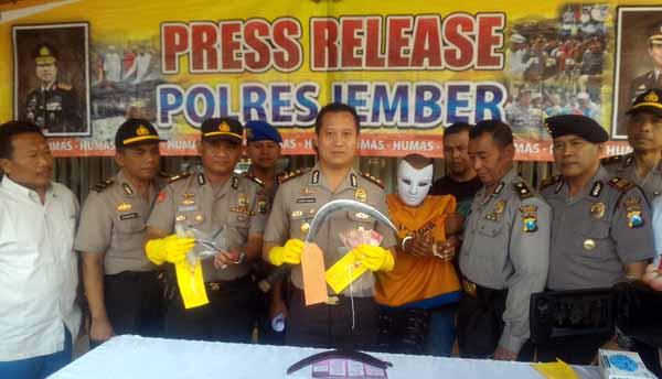 Berkat E-Siskamling, Bandit Jalanan Jember Ditembak