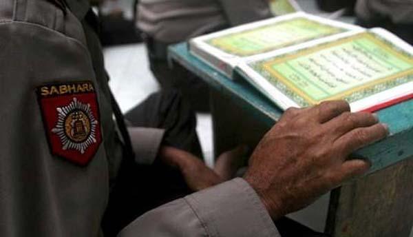 Mantabkan Iman dan Taqwa, Polres Bondowoso Gelar Binrohtal