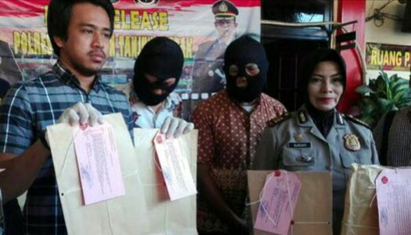 Tarik Pungli Prona, Lurah dan Koordinator BKM Dipenjara