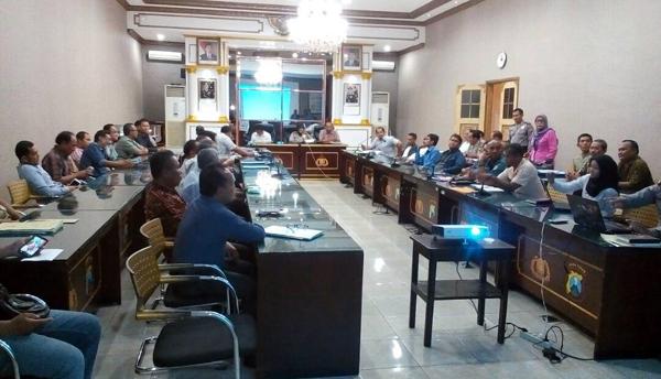 Mediasi di Gedung Polrestabes Surabaya, Ahli Waris  Tuding Rekayasa