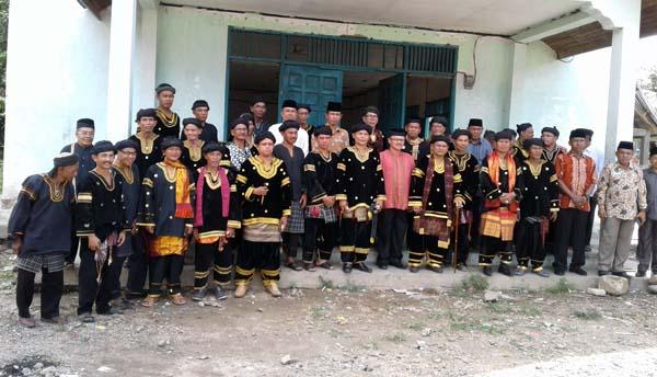 Pemerintah Kabupaten Sijunjung Apresiasi Kegiatan Adat Minangkabau