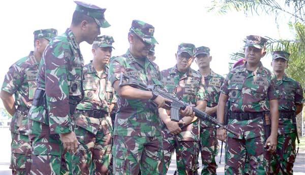 Wakasal Kunjungi Prajurit Petarung Pasmar-1 Korps Marinir