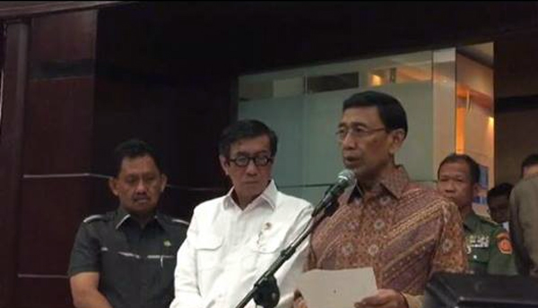 Pemerintah Rekomendasikan Pembubaran HTI