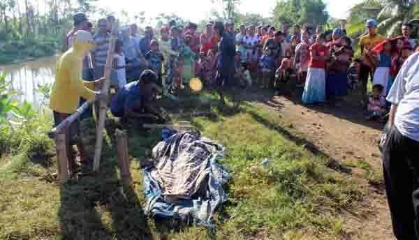 Petani Cermee Bondowoso Tewas Mengambang di Sungai Sopet Situbondo