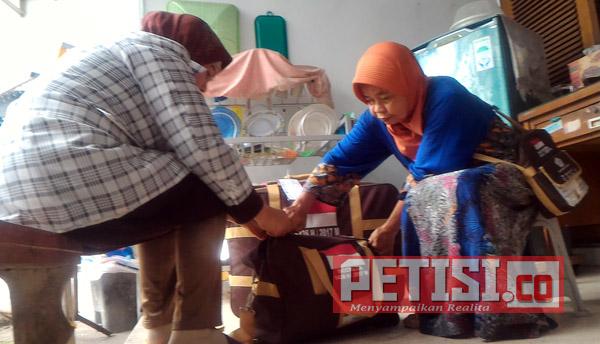 7 Tahun Tabung Uang Gaji, Pembantu Rumah Tangga Asal Jember Berangkat Haji
