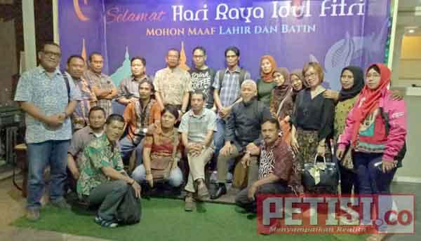 Halal Bihalal PT  DEWATA FREIGHT International  Cabang Surabaya