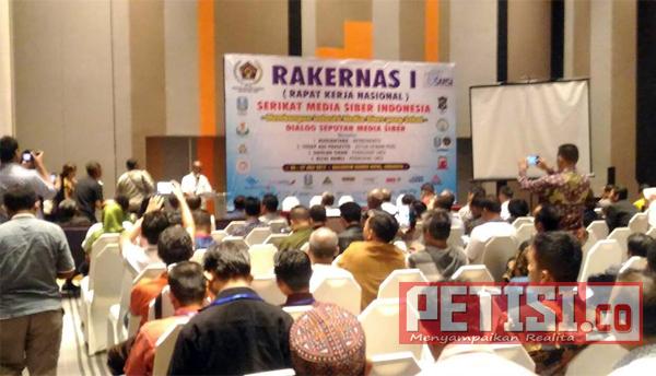 27 Provinsi Ikuti Rakernas I SMSI 2017 di Surabaya