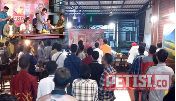 Peringatan Deklarasi Partai Rakyat Demokratik (PRD) Jawa Timur ke 21