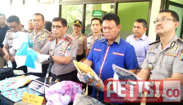 Bandar Sabu Riau Tewas Ditembak