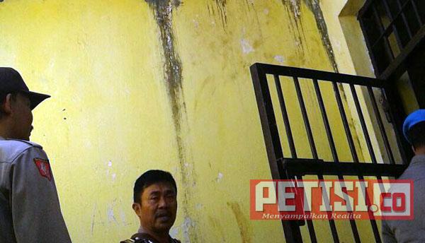 Tahanan Polsek Wongsorejo Banyuwangi Kabur