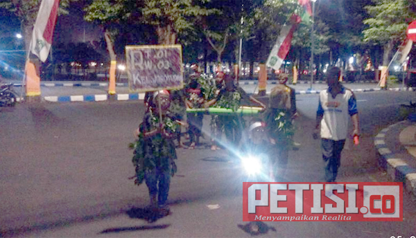 Puluhan Group Patrol Semarakkan HUT Kemerdekaan RI ke 72 di Lumajang