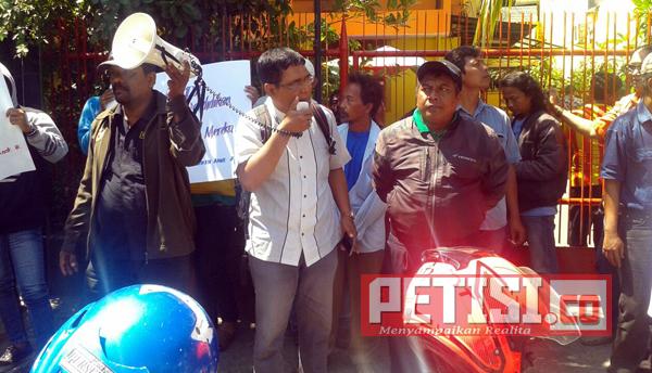 Walikota Surabaya Harus  Selamatkan SDN Ketabang 1