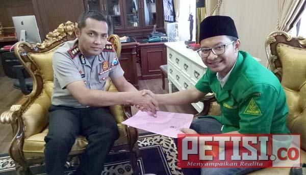 PC GP Anshor dan Banser Bangil Tolak Kehadiran Felix Siauw