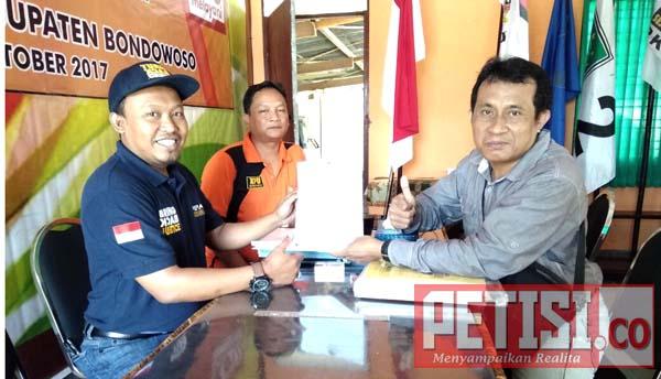 Partai Berkarya Serahkan Surat Mandat ke KPU