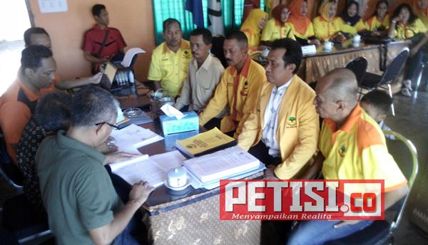 Partai Berkarya Bondowoso, Resmi Daftar ke KPU
