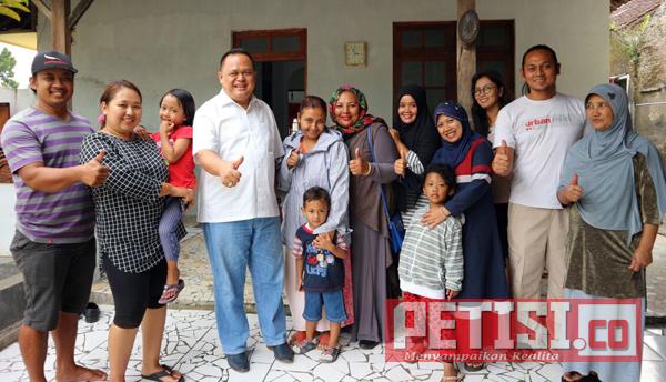 Kebiasaan Dokter Agung Reses, Serap Aspirasi, Silaturahmi Sambang Warga Sakit Parah