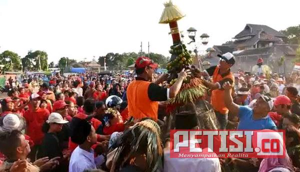Tradisi Grebek Suro Kabupaten Kediri, Wujud Kemajuan Desa