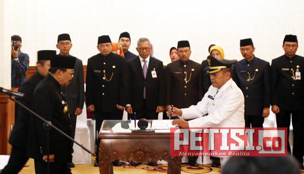 Pesan Pakde Karwo Pada Wawalikota Madiun yang Baru, Kesejahteraan Bagian Penting Pembangunan
