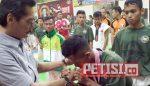 Kejuaraan Tarung Derajat Piala Gubernur, Mahasiswa Poliwangi Raih Perunggu