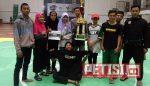 Yayasan Wachid Hasyim Sabet Juara Umum Kejuaraan BTC VI 2017