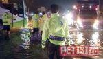 Selatan Pasuruan Hujan, Raya Sengonagung Banjir