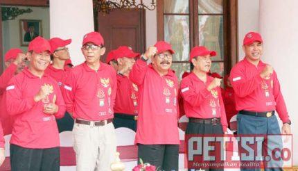 Gubernur Ajak Semua Elemen Bertekad Mewujudkan Bersih Dari KKN