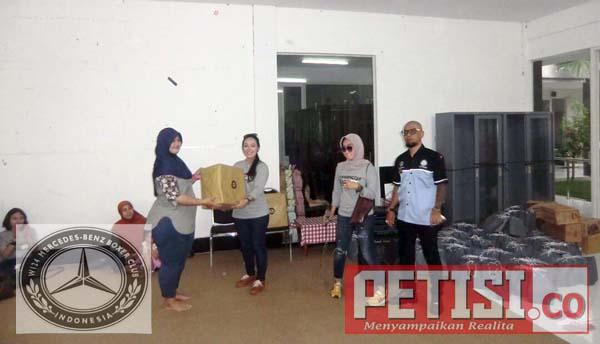 MBCI 05 Surabaya Santuni Penghuni Panti Jompo Jambangan