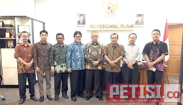 Pemkab Sijunjung Jajaki Kerjasama dengan UIN Jakarta