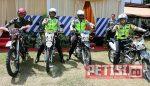 Kapolres dan Dandim Kompak, Patroli Bersama Keliling Kota Bojonegoro