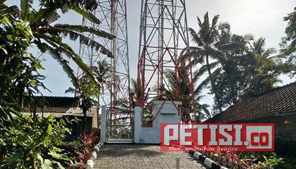 Diprotes Warga, Tower PLN  APJ Jember Diduga Bodong