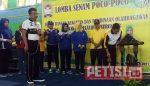 Dinas Pemuda dan Olahraga Bersama FORMI Jombang Adakan Lomba Senam Poco-poco