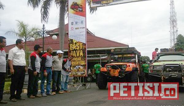 East Java Offroad Adventur 2017 Kenalkan Obyek Wisata Alam Lumajang