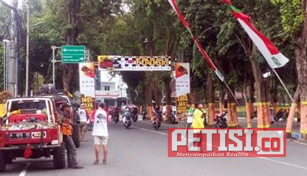 Offroader Event E Jaour 2017 Akhirnya Sampai Finish