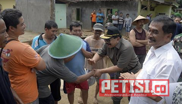 Atas Permintaan Bupati, Pemprov Ambil Alih Penanganan Bencana Pacitan