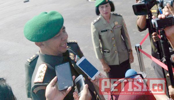 Pangdam Brawijaya: TNI Bukan Alat Politik