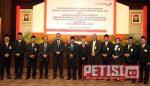 Tiga Direktur Baru Bank Jatim Teken Pakta Integritas