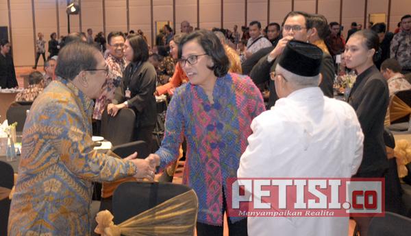 Jokowi Minta Sektor Jasa Kuangan  Dapat Lari Kencang