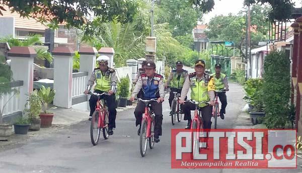 Polsek Lakarsantri Prioritaskan Keamanan Wilayah