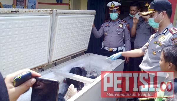 Polres Sijunjung Tangkap Pembantai Satwa Hewan Langka
