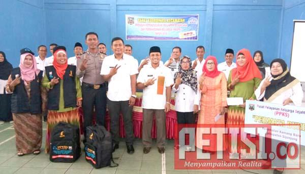 PPKB Sijunjung Gelar Rakor Program KKBPK Tingkat Kecamatan