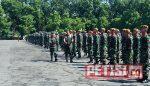 Diktukba TNI-AD 2018 di Jember Mulai Berjalan