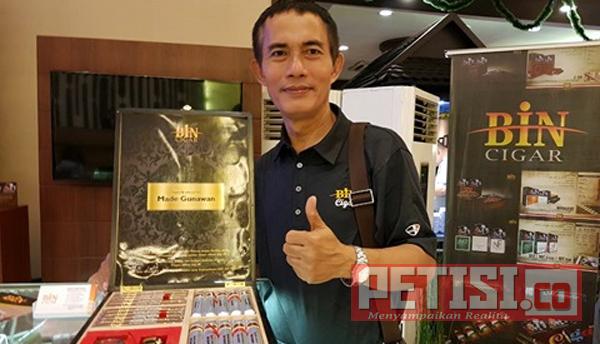 Tahun 2018, BIN Cigar Tingkatkan Kualitas di Pasar Internasional