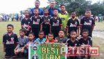 Anak Asuhan Batalyon Raider 509 Kostrad Dapatkan Predikat Tim Terbaik di Liga El Loco Cup 2018