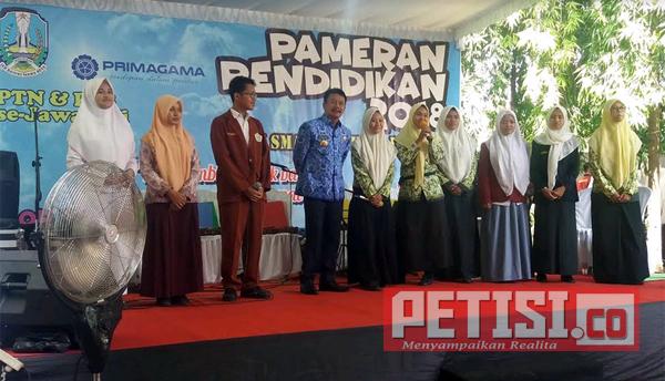 Pameran Pendidikan di Jombang Dibanjiri 5.000 Siswa